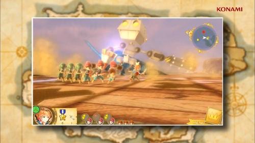New Little King's Story se suma al catálogo de lanzamiento de PS Vita