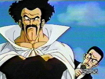 El paradigma del Sr. Satán o Héroes en los videojuegos: Con Superpoderes, pero menos