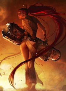 Heavenly Sword muestra el potencial de PS3