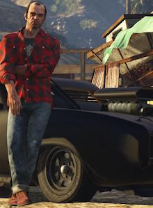 *Casi* todos los vehículos de Grand Theft Auto V