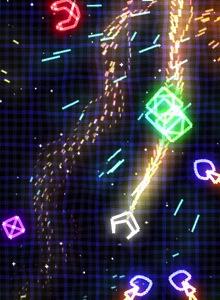 Jugar a Geometry Wars Retro Evolved 2 es amarlo irremediablemente