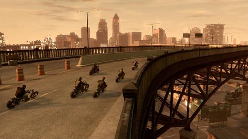 Primeras imágenes del capítulo descargable de GTA IV [Galería]