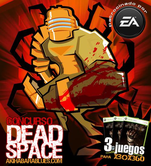 [Concurso Dead Space] Ya tenemos ganadores
