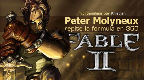 «Fable 2 es como la primera entrega, pero al cuadrado»