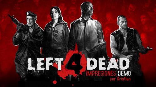 «Left4Dead es rápido, violento y una joya multijugador» [Impresiones]