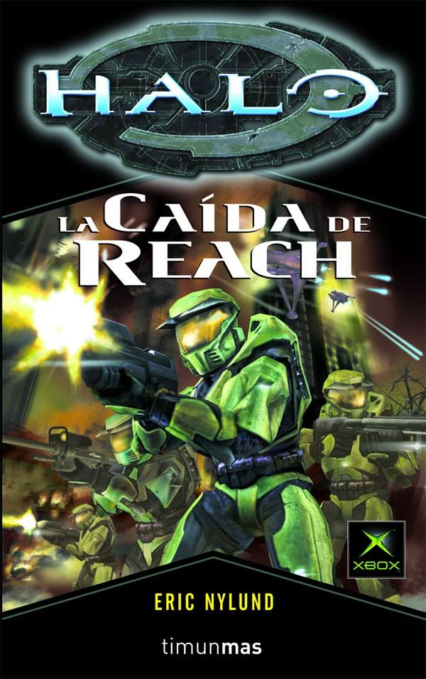 La novela de Halo «La caída de Reach» llegará a España en Enero [Noticia]