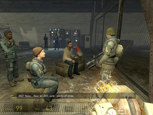 El factor Gnomo en Half-Life 2: Episodio 2 [Heroicidades Digitales]