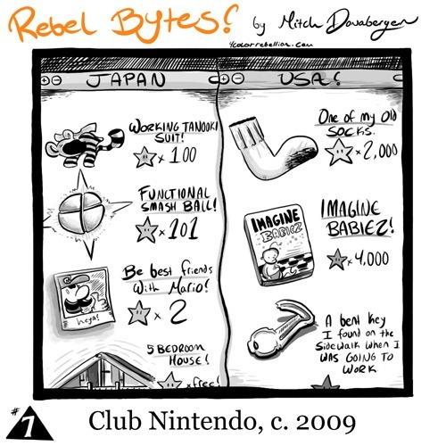 ¿Hay algo que se salve del Catálogo de Estrellas de Nintendo?