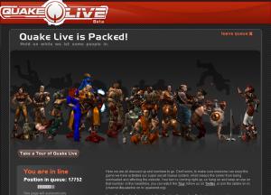 Y el Séptimo Día Dios creó el Quake para Navegadores Web…