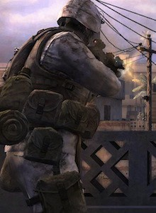 Konami anuncia un juego ambientado en la Guerra de Iraq