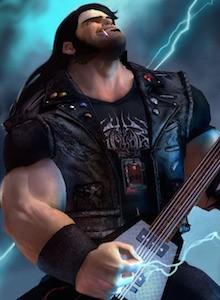 Vídeo de la sesión de Guitar Hero en Sidecar