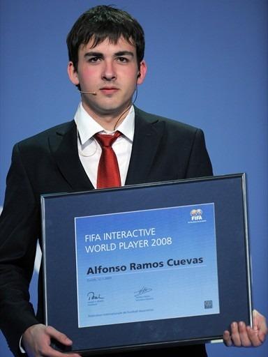 Este sábado, todos con Alfonso Ramos [Final FIFA Interactive World Cup '09]