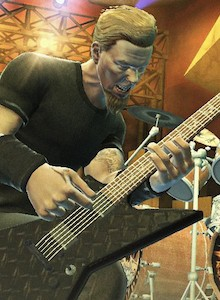 Anuncio de Guitar Hero Metallica… Protagonizado por Metallica
