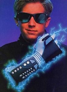 Veinte años del Power Glove