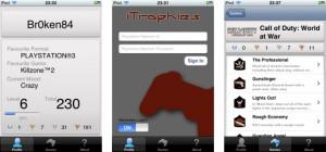 ¿Y si pudieras ver tus Trofeos en tu iPhone? [iTrophies]
