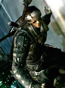 Ninja Blade: Kratos se viste de Ninja