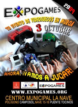 Murciano, ¿Conoces la movida Expogames? [Hype]