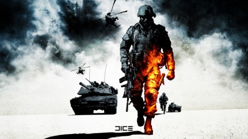 Habrá beta de Battlefield Bad Company 2