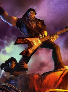 Análisis de Brütal Legend para Xbox 360