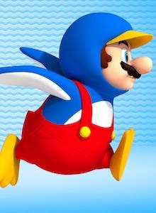 New Super Mario Bros. Wii recupera la magia de los 8 bits