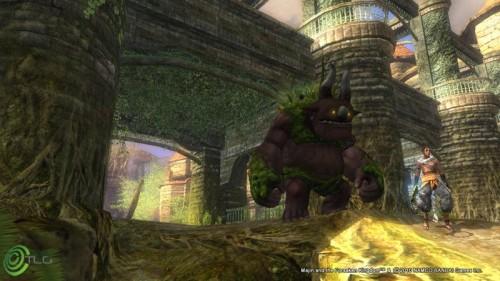 Majin and the Forsaken Kingdom, galería del juego inspirado por la obra de Team Ico [Galería]