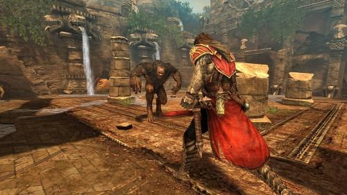 Castlevania: Lord of Shadow, Tremenda galería del juego español que supervisa Kojima [Galería]