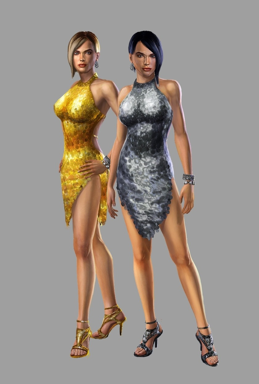 Dead rising 2 twins sex sexy lady