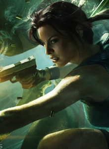 A next Lara Croft is…