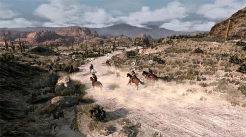 Red Dead Redemption, sugerentes capturas de los modos multijugador [Galería]