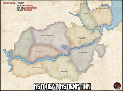 Red Dead Redemption: Un par de Chucherías [Galería]