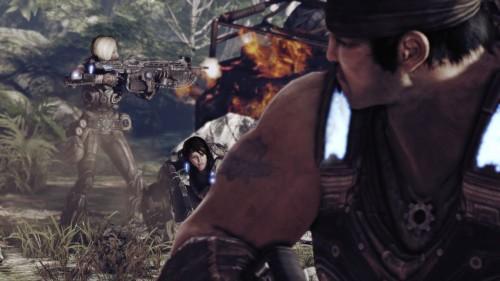 [E3 2010] Brutal Galería de Gears of War 3