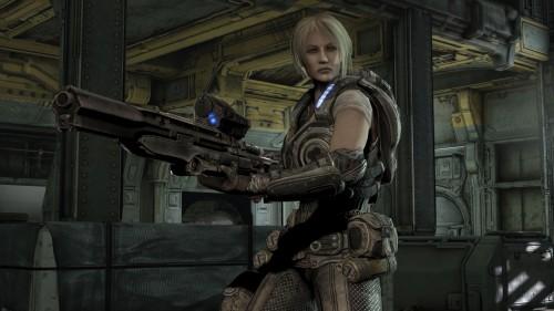 Tremenda galería de imágenes de Gears of War 3