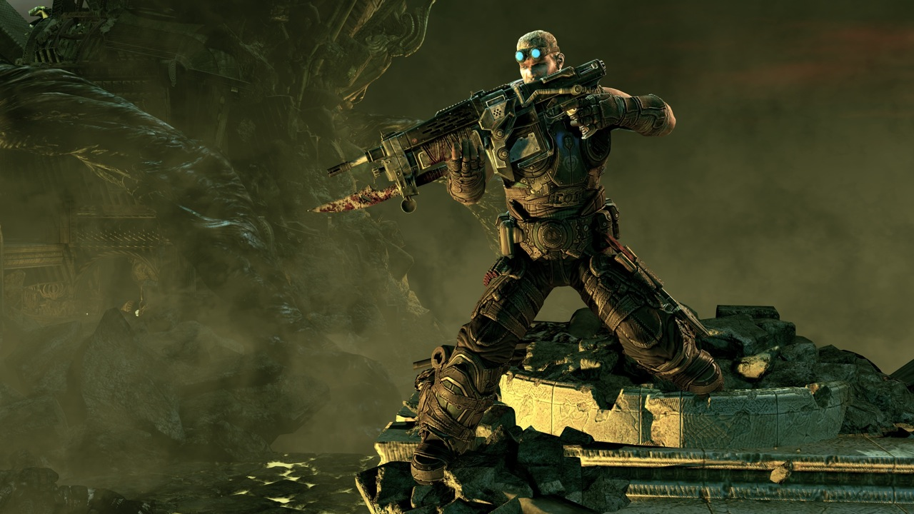 Gears Of War 3 Hd Wallpapers For Android: Wallpapers Gears Of War 3 HD