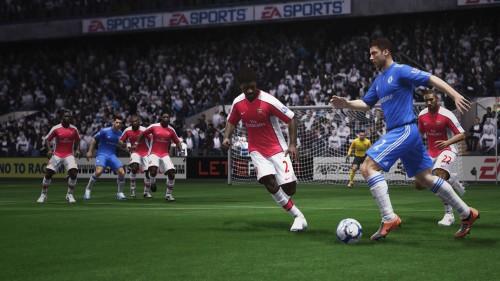FIFA 11: Primeras imágenes y anuncio oficial del Personality +