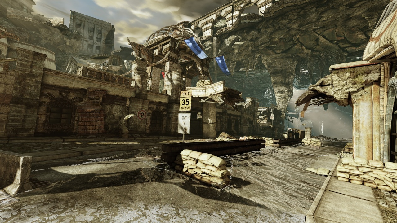 Wallpapers Gears of War 3 HD