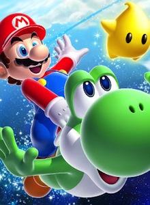 La magia de Super Mario Galaxy invade Super Smash Bros para WiiU