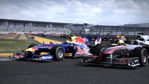Nuevas pantallas – y brevísimas impresiones –  de F1 2010 de Codemasters
