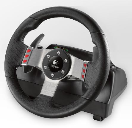 Volante para Gran Turismo 5 con contador de revoluciones