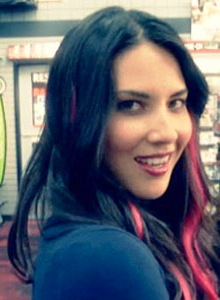 La Chica de la Tienda de Videojuegos