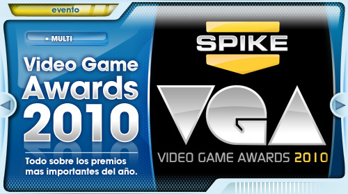 Esta noche son los Spike VGA Awards. Y pueden ser Legen… Wait for it…