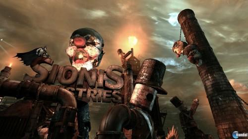 Nuevas imágenes del juego que no va a tener multijugador