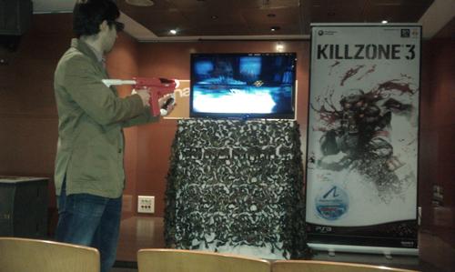 Valencia ya juega al KillZone 3. Y no es Pirata.
