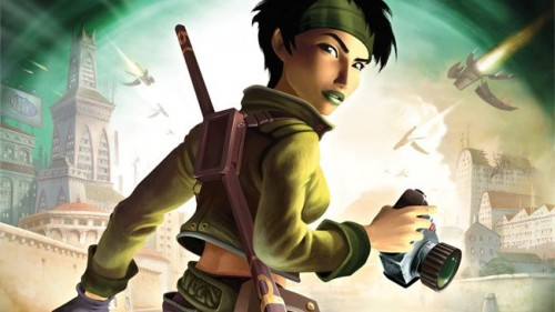 Trailer ingame de Beyond Good & Evil ¿HD?