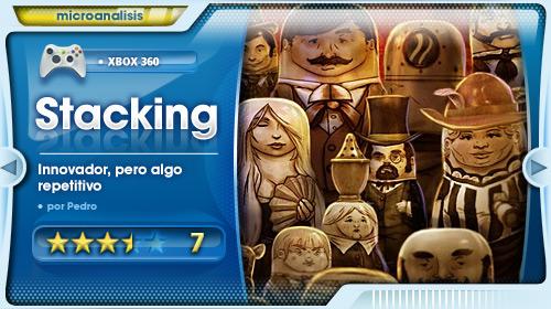 Análisis de Stacking para Xbox 360