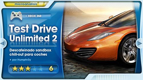 «Test Drive Unlimited 2 es una bonita y vacía postal virtual» [Análisis]