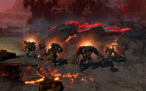 Más y más y más para la nueva beta abierta de Warhammer 4000: Dawn of War II