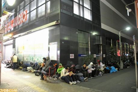 Los nipones ya empiezan a quedarse ciegos