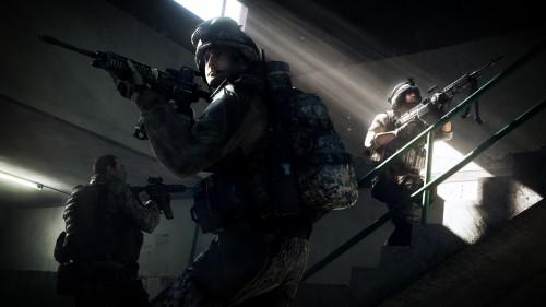 Munición, provisiones, radio y hype  [Trailer Battlefield 3]