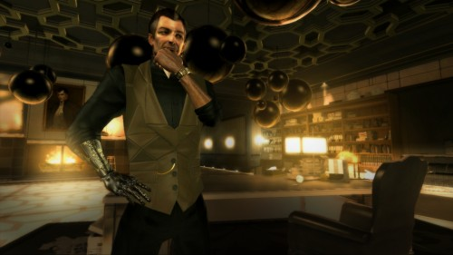 El libre albedrío en Deus Ex Human Revolution