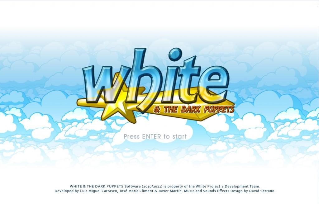 White & The Dark Puppets, primer videojuego español financiado con crowfunding